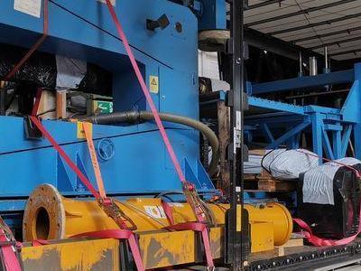 Relokacja i montaż maszyn 1